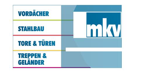 Logo von mkv Metallbau Klein GmbH & Co.KG